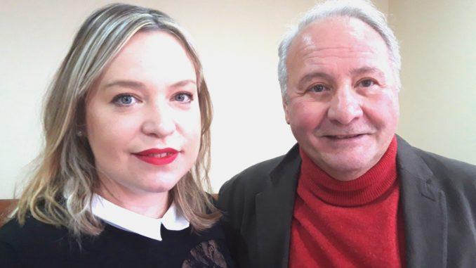 Vanessa Cibour & Aldo Mungo