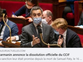 En Belgique, la structure sœur du CCIF (collectif contre l'islamophobie en France) est le CCIB, qui est tout autant qu'en France une officine des Frères Musulmans.